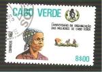 Sellos del Mundo : Africa : Cabo_Verde : 454