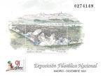 Stamps : Europe : Spain :  3145 - Exposición Filatélica Nacional 1991
