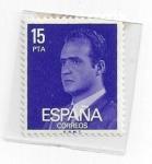 Stamps : Europe : Spain :  2395 - Rey Juan Carlos I