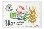 Stamps : Europe : Spain :  2629 - Día mundial de la alimentación