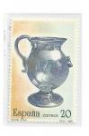 Sellos del Mundo : Europa : España : 2942 - Artesanía Española (Cristal) 1988