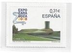 Stamps : Europe : Spain :  4391 Expo Internacional Zaragoza 2008