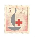 Sellos del Mundo : America : Chile : Cruz Roja