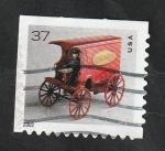 Stamps United States -  3355 - Furgón de Correos
