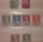 Stamps : America : Colombia :  Vendo colección antigua