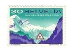 Stamps  -  -  Suiza nuevos - Exposición