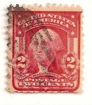 Stamps America - United States -  George Washington