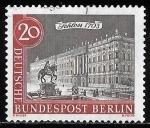 Sellos de Europa - Alemania -  Alemania Berlin-cambio