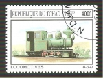 Stamps : Africa : Chad :  827