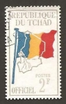 Stamps Chad -  O2