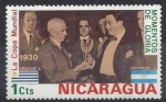 Stamps : America : Nicaragua :  1974 - Copa Mundial 1930
