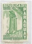 Stamps : America : Paraguay :  1955 - Bodas de plata sacerdotales de Monseñor Rodriguez