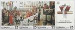 Sellos de Europa - España -  2887_90 - 175 aniversario constitución 1812