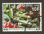 Sellos de Africa - Comores -  J9