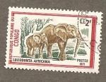 Stamps Republic of the Congo -  269