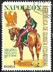 Stamps Equatorial Guinea -  Uniformes militares