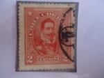 Sellos del Mundo : America : Chile : Conquistador, Pedro Valdivia (1497-1553)