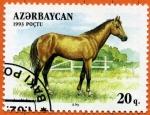 Stamps : Asia : Azerbaijan :