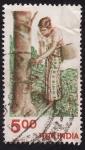 Stamps India -  Recolectora