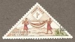 Stamps Republic of the Congo -  J35
