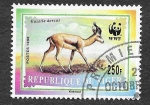 Sellos de Africa - Níger -  986 - Gacela Común