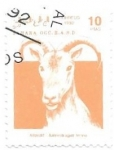 Stamps : Africa : Morocco :  fauna