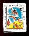 Sellos de Africa - República del Congo -  SC10