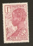 Stamps Ivory Coast -  112