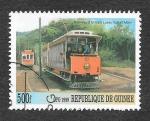 Stamps Guinea -  Mi2727 - Tranvía