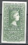 Sellos de Europa - España -  1082 Centenario del sello español.