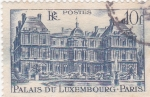 Sellos del Mundo : Europa : Francia : PALACIO DE LUXEMBURGO-PARIS