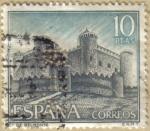 Sellos del Mundo : Europa : España : Castillos de España - Belmonte en Cuenca