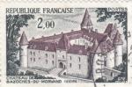 Sellos de Europa - Francia -  CASTILLO DE BAZOCHES-DU-MORVAND