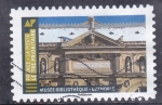 Stamps France -  MUSEO BIBLIOTECA-GRENOBLE