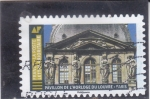Sellos del Mundo : Europa : Francia : PEBELLÓN DE L'HORLOGE DU LOUVRE-PARIS