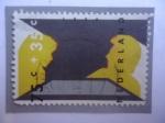 Stamps : Europe : Netherlands :  Artes Escénicas -Sellos Infantiles.