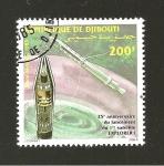 Sellos de Africa - Djibouti -  C189