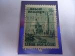 Sellos del Mundo : Europa : Bélgica : Ciudad de Liege - Liege 1939 Luik.