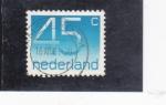 Stamps : Europe : Netherlands :  CIFRA