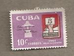 Stamps Cuba -  Año de la educación