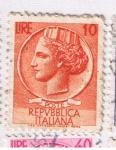 Sellos de Europa - Italia -  Italia 36