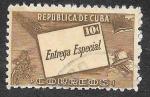 Sellos del Mundo : America : Cuba :  R12 - Entrega Especial