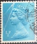 Sellos de Europa - Reino Unido -  Scott#MH22 intercambio 0,25 usd, 0,5 p. 1971