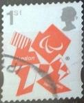 Sellos del Mundo : Europa : Reino_Unido : Scott#2982 ji intercambio 0,75 usd, 1st. 2012