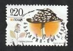Sellos del Mundo : Europa : Bulgaria : 4373 - Champiñón, coprinus picaceus