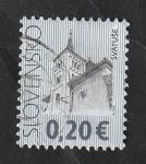 Sellos del Mundo : Europa : Eslovaquia : 525 - Iglesia romana de Svatuse