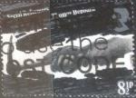 Sellos de Europa - Reino Unido -  Scott#781 intercambio 0,30 usd, 8,5 p. 1976