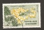 Sellos de Africa - Gabón -  156