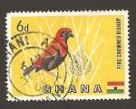 Sellos de Africa - Ghana -  55
