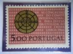 Sellos del Mundo : Europa : Portugal : VI Congreso del Comité  Internacional para la Defensa  de la Civilización Cristiana - Lisboa 1966-Mo